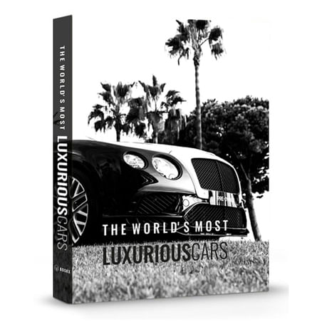 BOOK-BOX-LUXURIOUS-CARS