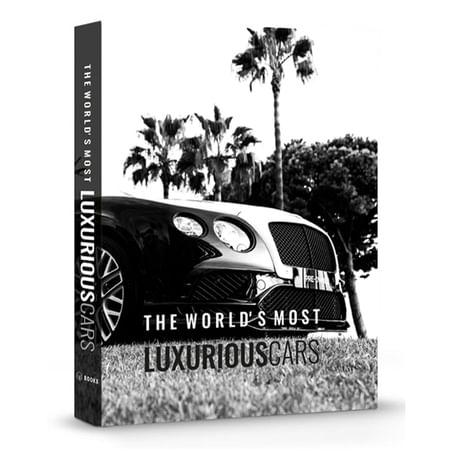 BOOK-BOX-LUXURIOUS-CARS