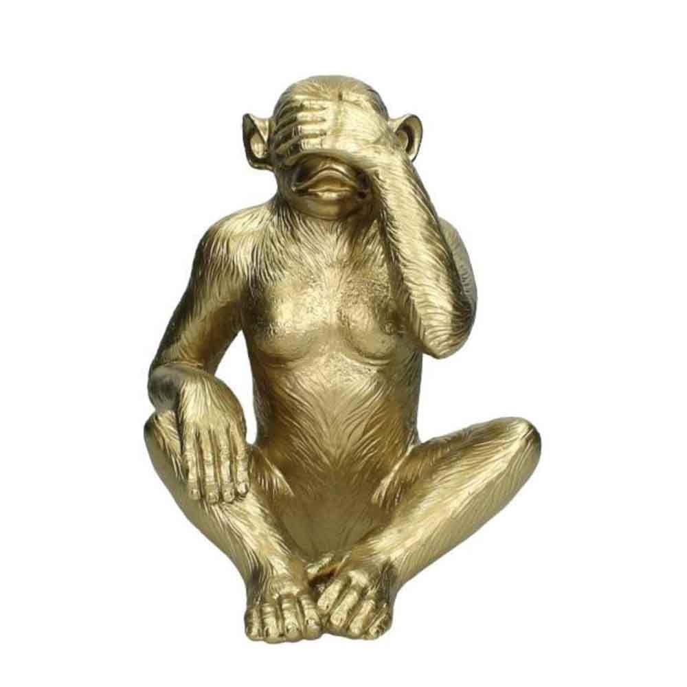 escultura-macaco