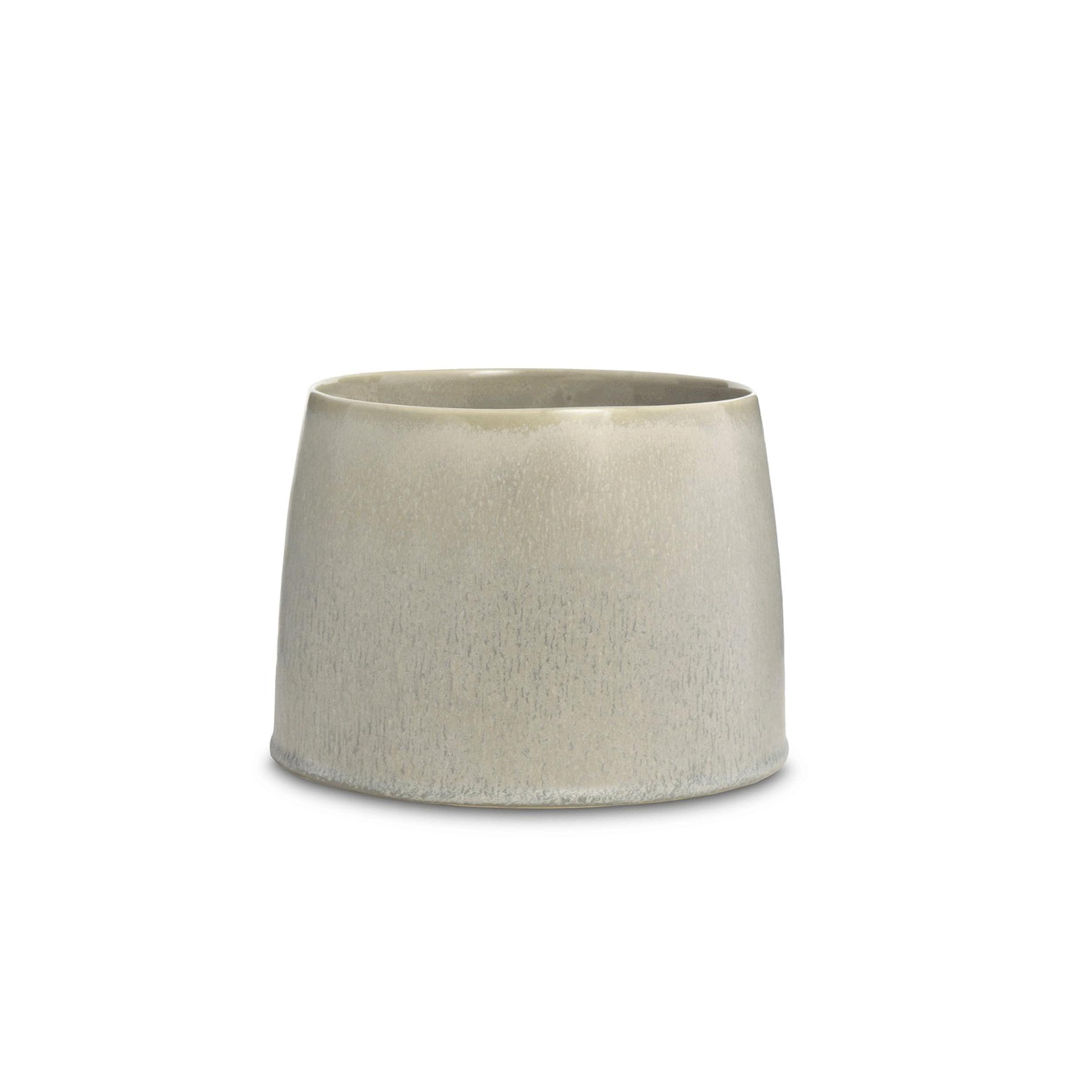 vaso-cinza