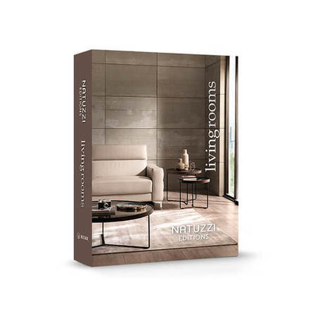 Book Box Natuzzi Living Room
