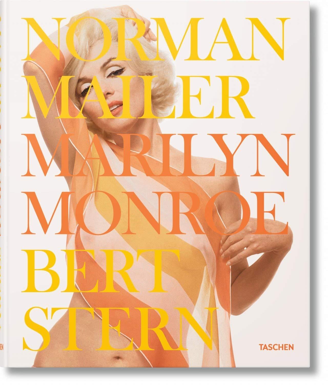 Livro Mailer Merilyn Monroe Bert Stern