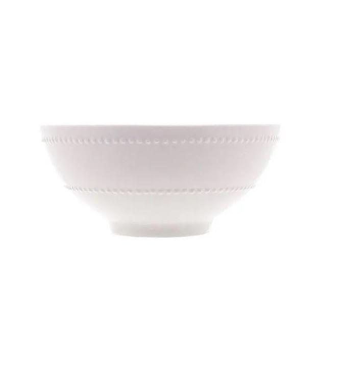 Bowl Porcelana Branco 15x7cm