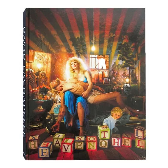 Livro Heaven To Hell David La Chape