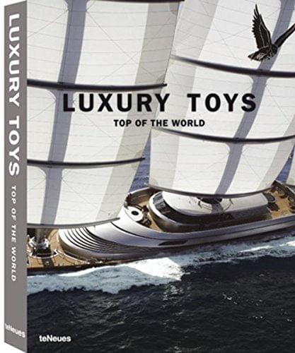 Livro Luxury Toys