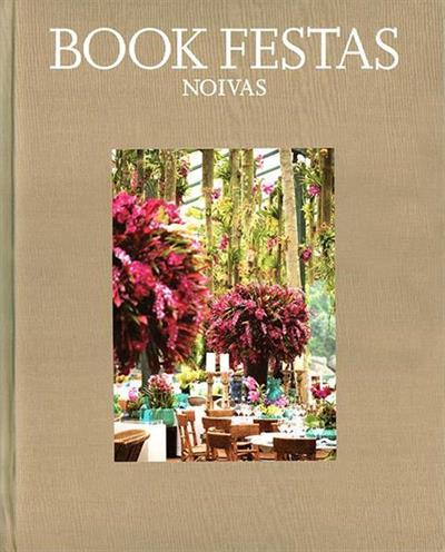 Livro Book Festas Noivas - Vol. 6
