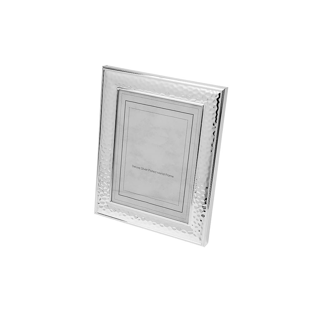 Porta Retrato Prateado 10X15
