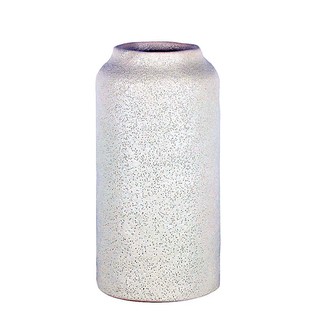 Vaso Cerâmica Branco G