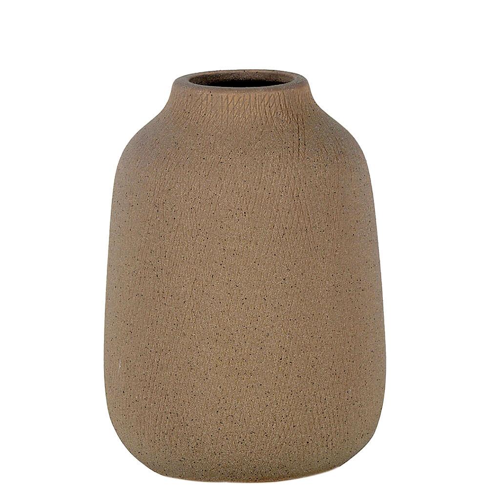 Vaso Cerâmica Bege G