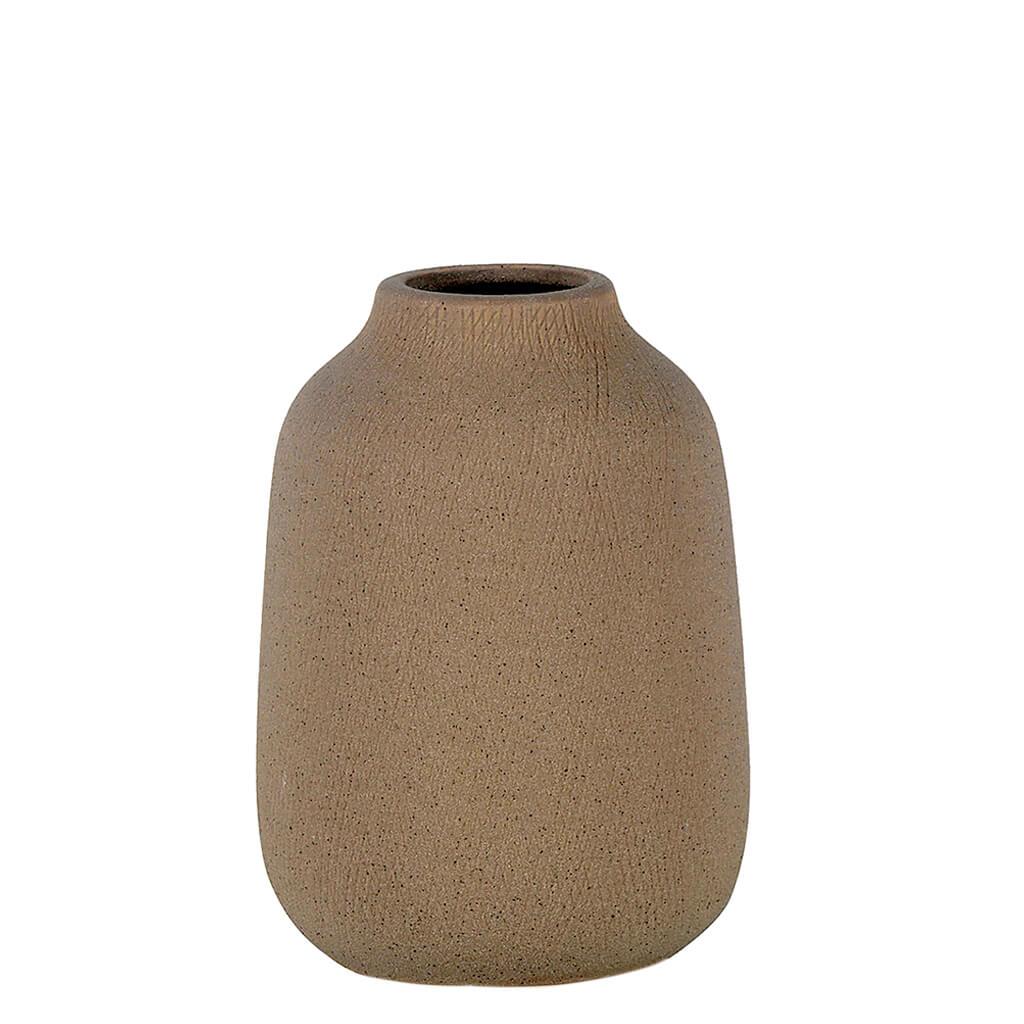 Vaso Cerâmica Bege M