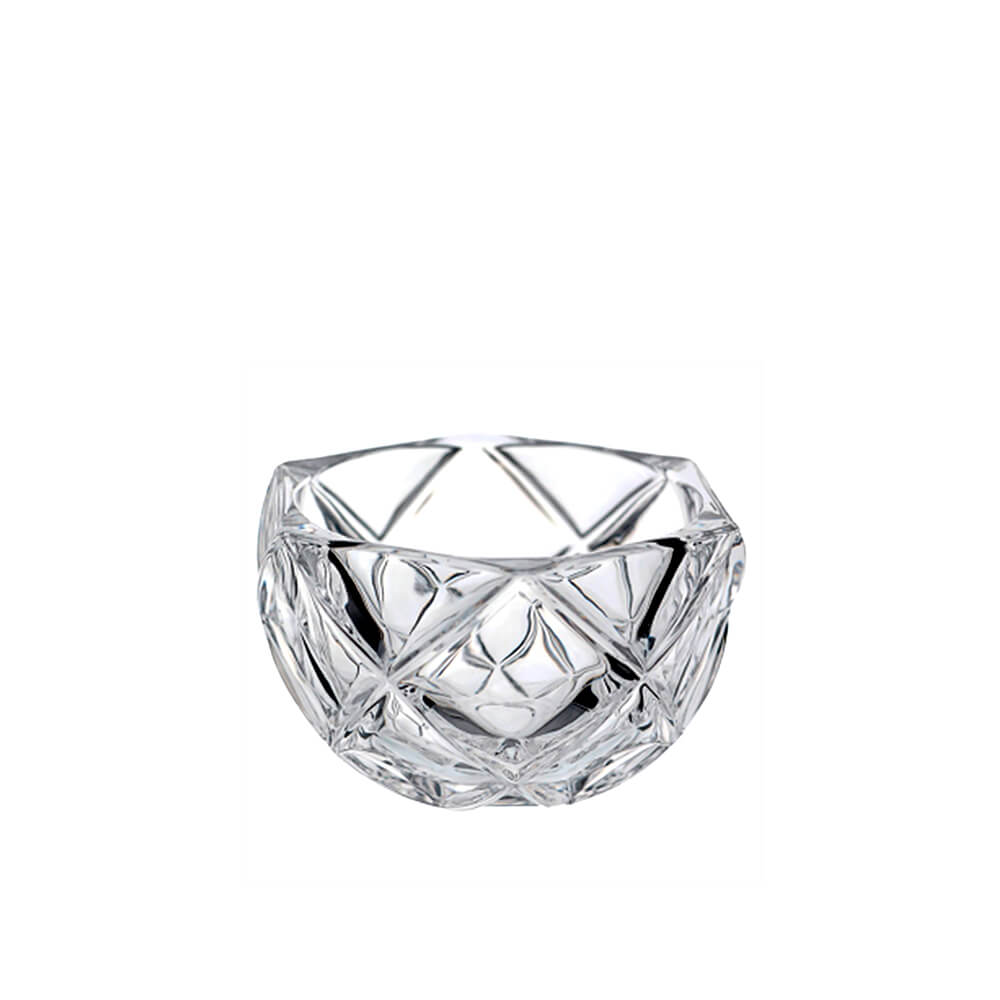Detalhe Bomboniere Cristal Lapidada