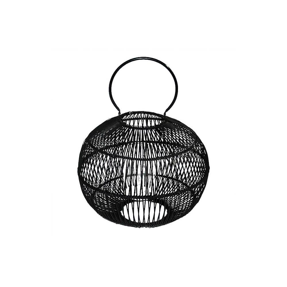 Lanterna-Rattan-Metal-Vidro