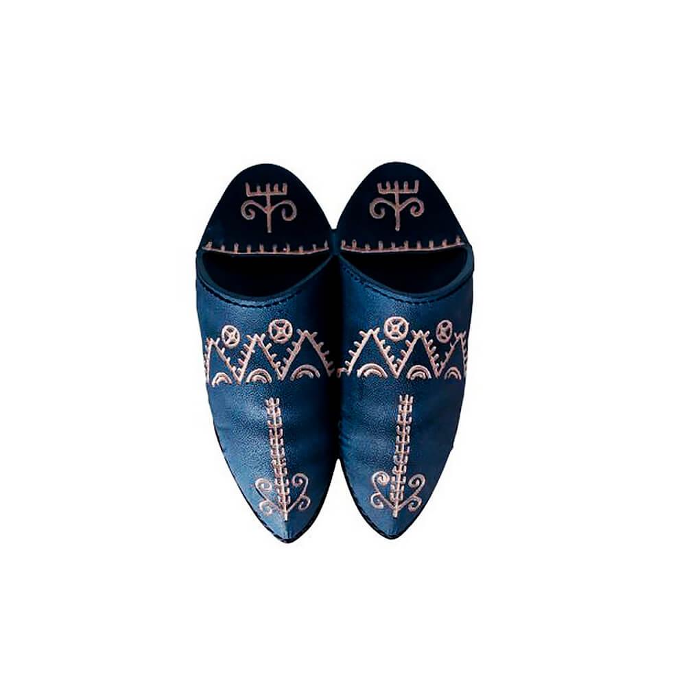 Objeto-Decorativo-Mule-Azul