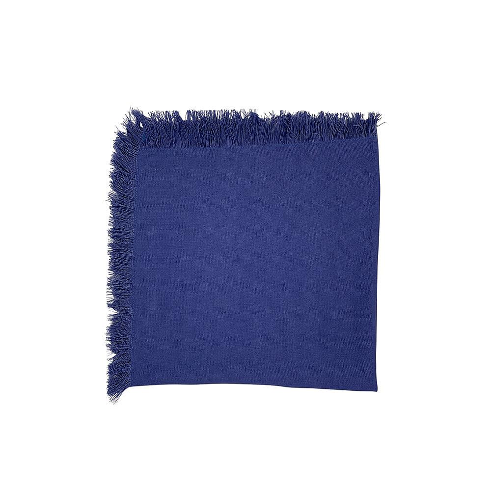 Guardanapo-Linho-Azul-Indigo-Franja