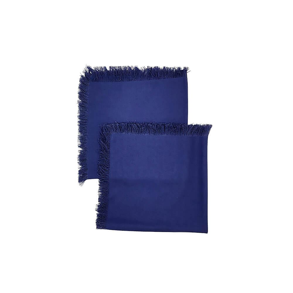 Detalhe-Guardanapo-Linho-Azul-Indigo-Franja