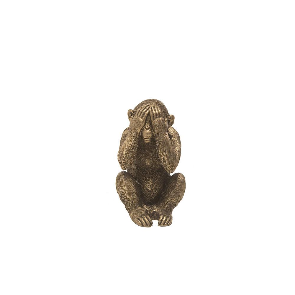 escultura-macaco-cego