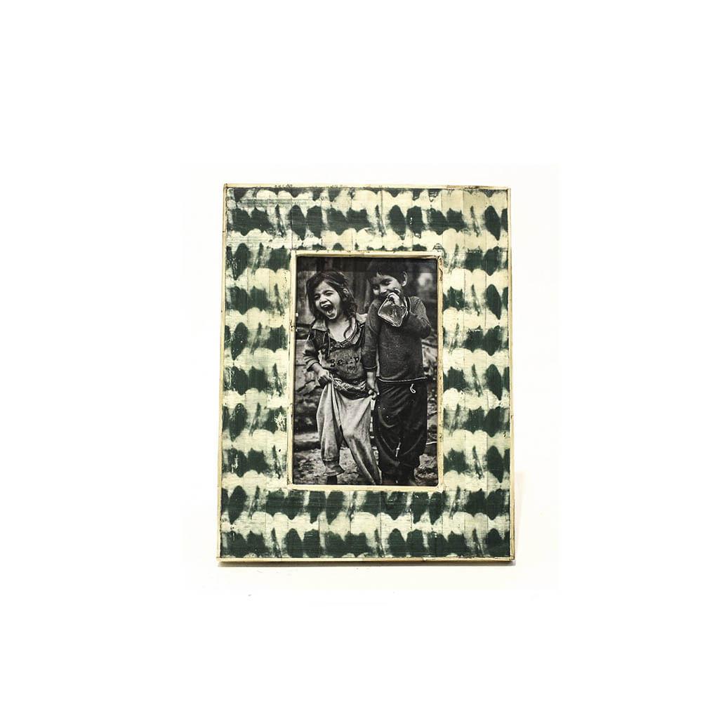 porta-retrato-osso-verde